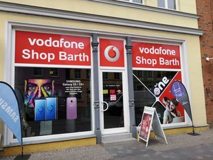 Vodafone Shop Barth